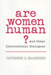 Are woman human