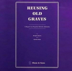 Reusing old graves