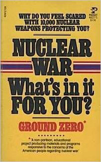 voorzijde boek: nuclear war: what's in it for you